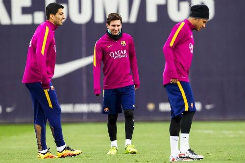 Siêu kinh điển Barca – Real: Iniesta đá chính, Messi bị kiểm tra doping - 2