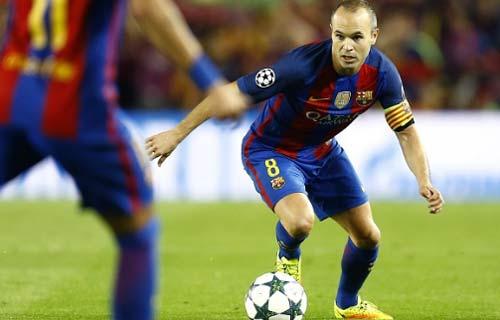 Siêu kinh điển Barca – Real: Iniesta đá chính, Messi bị kiểm tra doping - 1