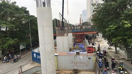 Đường sắt Nhổn-ga Hà Nội lỡ hẹn thêm 1 năm - 1