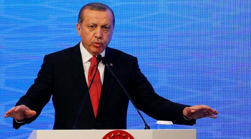 Tổng thống Thổ Nhĩ Kỳ: Vào Syria để lật đổ chế độ Assad - 1