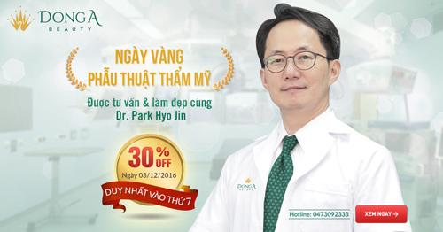 Cơ hội cuối tham gia Ngày vàng phẫu thuật thẩm mỹ giảm giá tới 30% tại Đông Á Beauty - 1