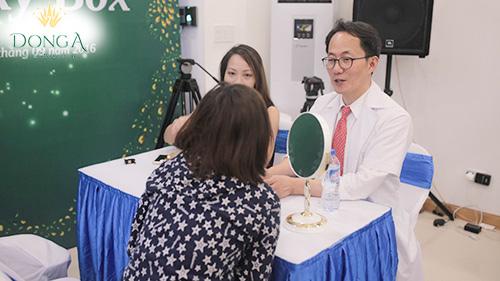 Cơ hội cuối tham gia Ngày vàng phẫu thuật thẩm mỹ giảm giá tới 30% tại Đông Á Beauty - 2