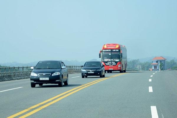 Xây dựng đường vành đai dài hơn 330km qua 8 tỉnh thành - 1