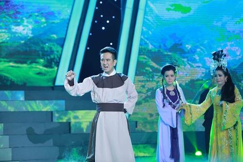 Hùng Thuận mất ngôi quán quân dù diễn cải lương xuất sắc - 2
