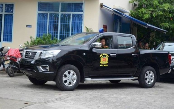 Đà Nẵng chi hơn 33 tỷ mua 56 xe ôtô cho công an phường - 1