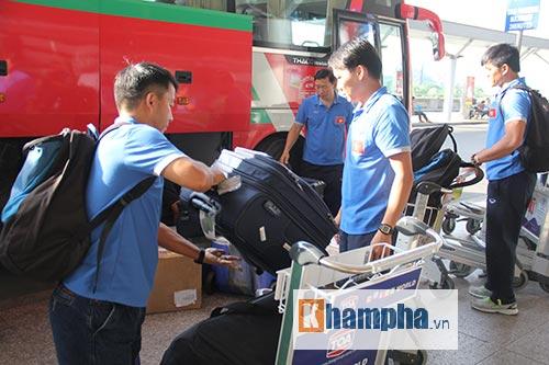 AFF Cup: ĐT Việt Nam đi Indonesia với niềm tin quyết thắng - 1