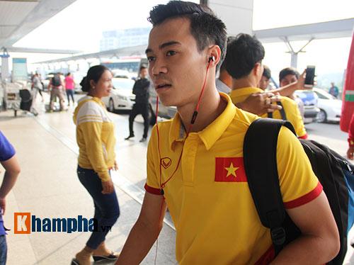 AFF Cup: ĐT Việt Nam đi Indonesia với niềm tin quyết thắng - 9