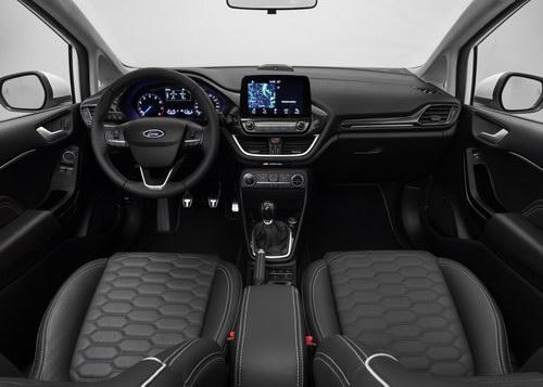 Ford Fiesta 2017 hoàn toàn mới ra mắt - 3