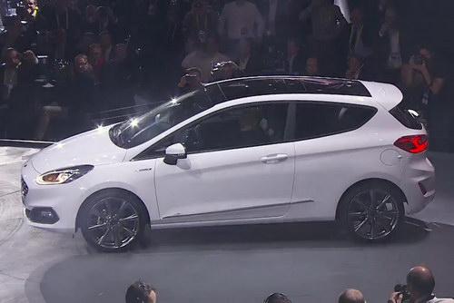 Ford Fiesta 2017 hoàn toàn mới ra mắt - 5