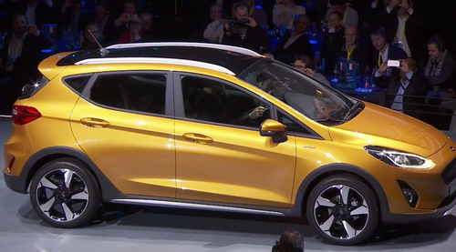 Ford Fiesta 2017 hoàn toàn mới ra mắt - 6