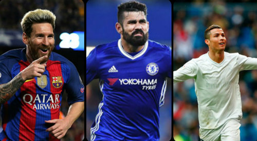 Diego Costa hay nhất châu Âu: Hơn cả Messi, Ronaldo - 2