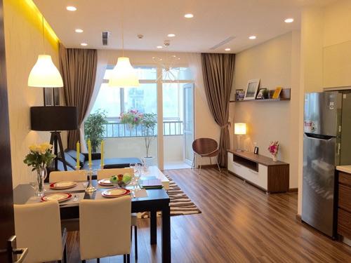 Chính thức ra mắt tòa căn hộ đẹp nhất KĐT – FLC Garden City - 2