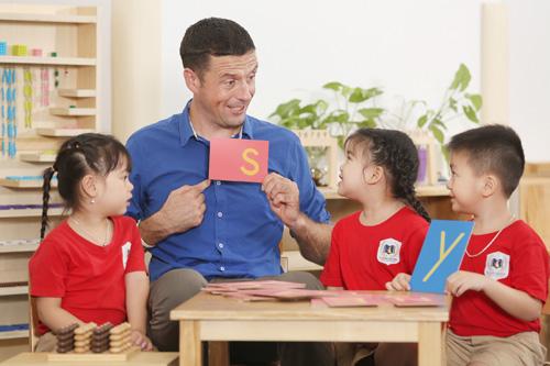 Vinschool triển khai tích hợp chương trình giáo dục mầm non quốc tế IPC - 4