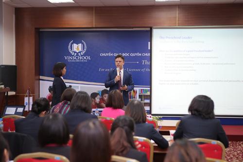 Vinschool triển khai tích hợp chương trình giáo dục mầm non quốc tế IPC - 3