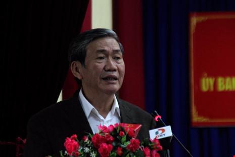 UBKT Trung ương đang làm rõ trách nhiệm ông Võ Kim Cự - 1