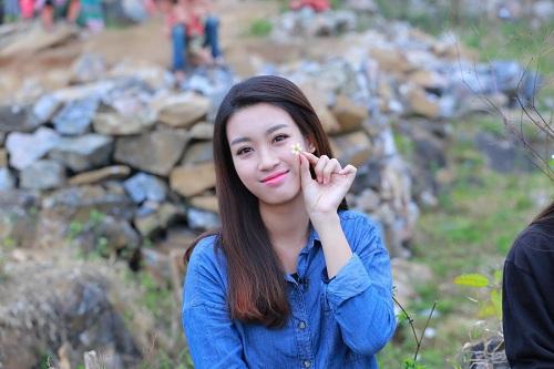 """Dù mặc giản dị, hoa hậu Mỹ Linh vẫn đẹp """"đốn tim"""" - 5"""