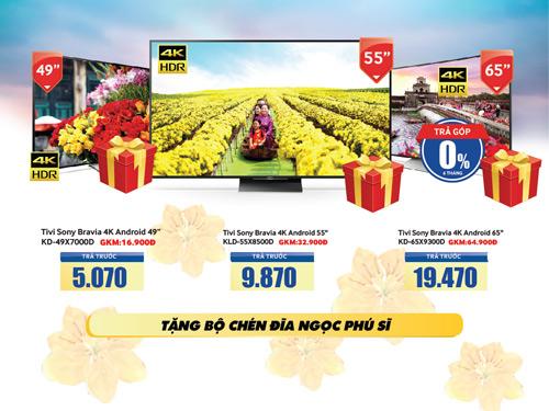 """""""Lễ hội giảm giá đến 50%"""" dịp cuối năm tại Trần Anh - 2"""