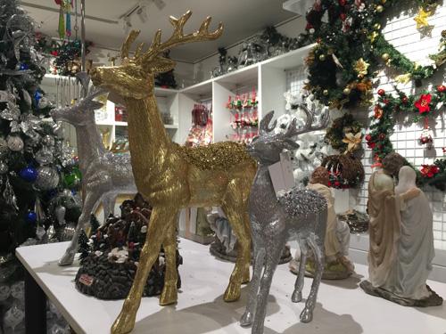 Chục triệu mỗi món đồ trang trí Giáng sinh đẹp hút mắt - 12