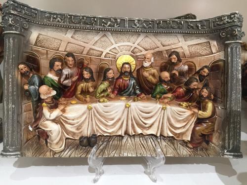 Chục triệu mỗi món đồ trang trí Giáng sinh đẹp hút mắt - 14