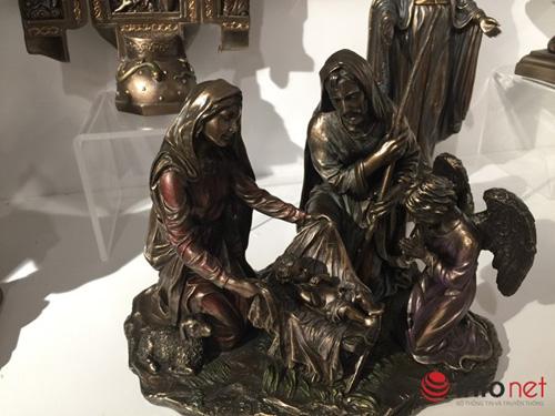 Chục triệu mỗi món đồ trang trí Giáng sinh đẹp hút mắt - 4