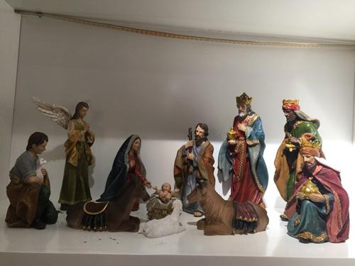 Chục triệu mỗi món đồ trang trí Giáng sinh đẹp hút mắt - 5