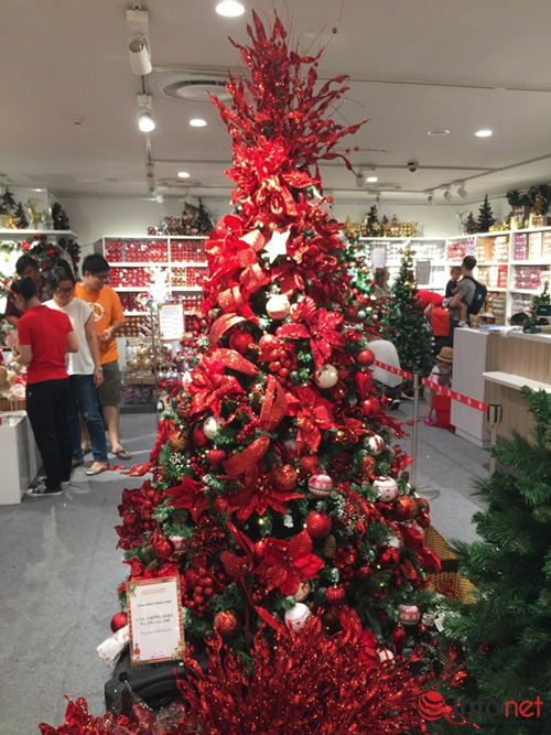 Chục triệu mỗi món đồ trang trí Giáng sinh đẹp hút mắt - 7