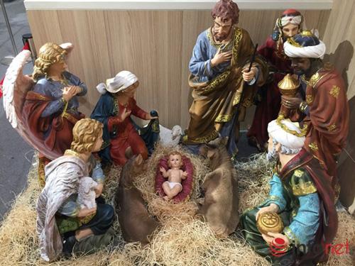 Chục triệu mỗi món đồ trang trí Giáng sinh đẹp hút mắt - 9