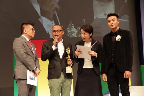Sau giải thưởng tại Nhật, Trương Quang Thịnh làm phim cho teen - 1