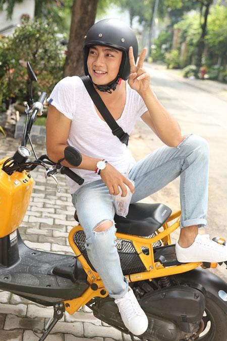 Sau giải thưởng tại Nhật, Trương Quang Thịnh làm phim cho teen - 4