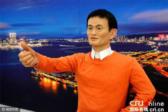 Thành Long, Jack Ma xấu thảm trong bảo tàng tượng sáp TQ - 1