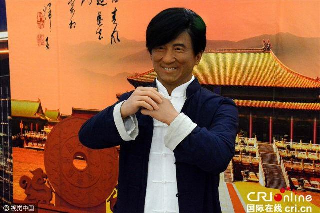 Thành Long, Jack Ma xấu thảm trong bảo tàng tượng sáp TQ - 5