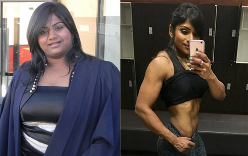 Giảm 42kg/10 tháng: Nàng 1 tạ giờ là mỹ nhân - 2