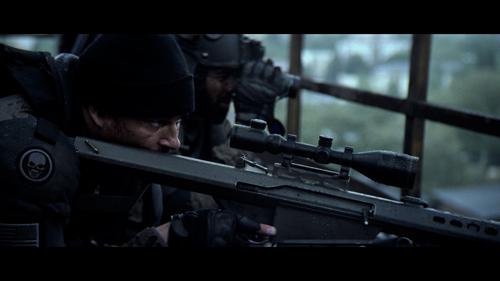 Những màn đấu súng, bắn tỉa siêu đỉnh trên màn ảnh - 2
