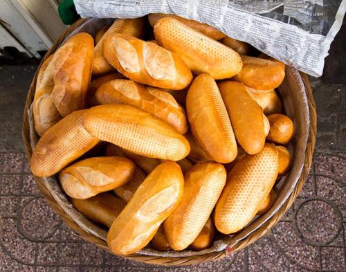 Bánh mì - món ăn đặc sản của người nổi tiếng - 1