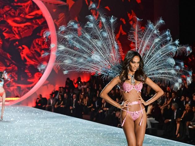 """Khoảnh khắc đẹp """"đứng hình"""" của Victoria's Secret Show - 19"""