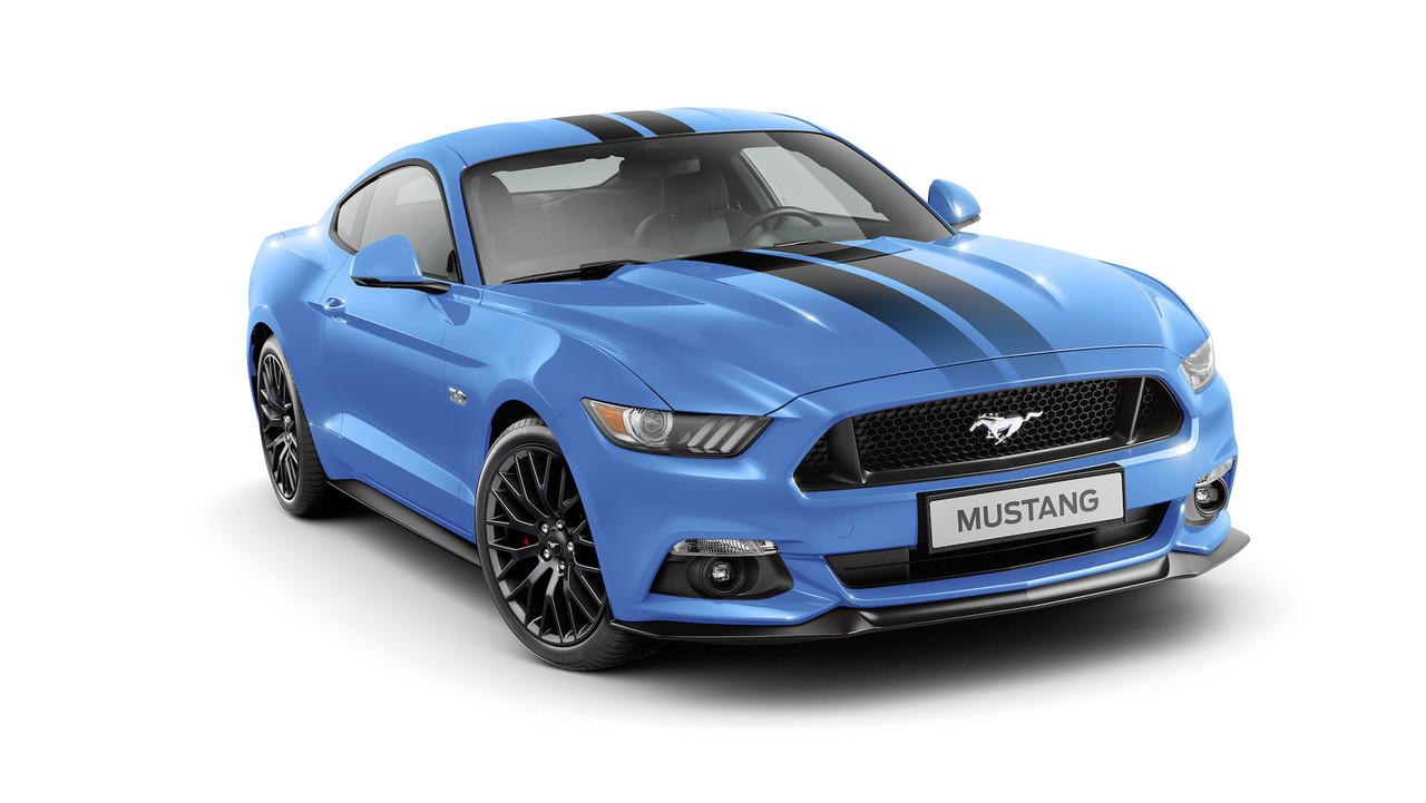 Ford Mustang Black Shadow Edition và Blue Edition trình làng - 2