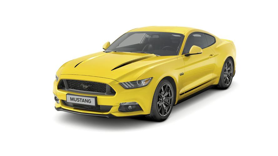 Ford Mustang Black Shadow Edition và Blue Edition trình làng - 1