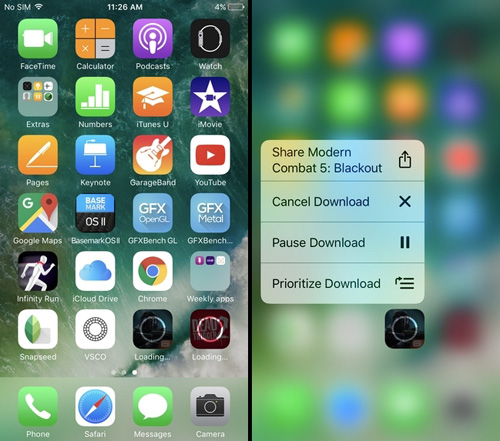 7 tính năng ẩn của 3D Touch trên iPhone bạn không biết - 2