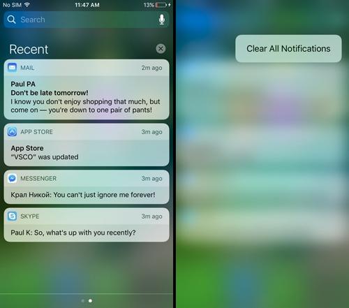 7 tính năng ẩn của 3D Touch trên iPhone bạn không biết - 5