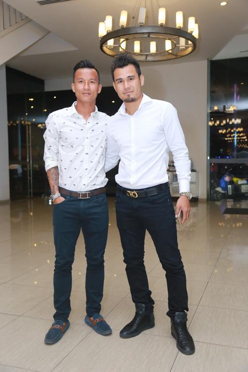 Sao bóng đá tấp nập dự tiệc cưới DJ bốc lửa và cựu tiền đạo Việt Thắng - 5