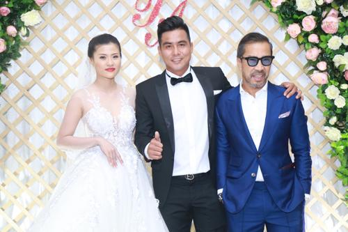 Sao bóng đá tấp nập dự tiệc cưới DJ bốc lửa và cựu tiền đạo Việt Thắng - 10