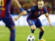 Bóng đá - Siêu kinh điển Barca – Real: Iniesta đá chính, Messi bị kiểm tra doping