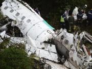 Thế giới - Máy bay chở đội bóng Brazil rơi vì vượt giới hạn?