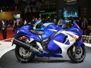 Thế giới xe - Chính thức xác nhận Suzuki Hayabusa thế hệ mới