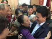 Vụ tiểu thương bãi thị ở Hà Tĩnh: Chủ tịch tỉnh đối thoại với dân