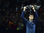 """Ronaldo, Bale hít khói """"Thần gió"""" tennis Djokovic"""