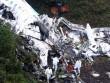 """Máy bay chở đội bóng Brazil rơi: """"Bi kịch MU"""" thời hiện đại"""