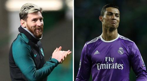 """Siêu kinh điển Barca – Real: Ronaldo """"chất"""" hơn Messi - 1"""