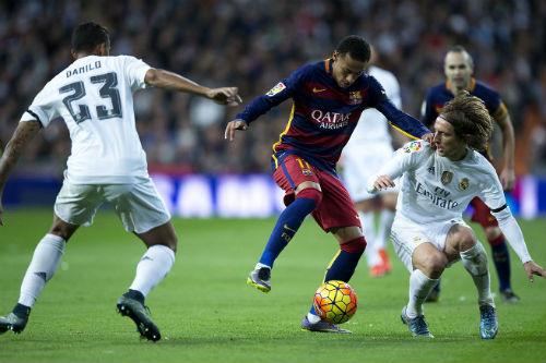 Siêu kinh điển Barcelona – Real Madrid: Đại chiến thời loạn lạc - 1