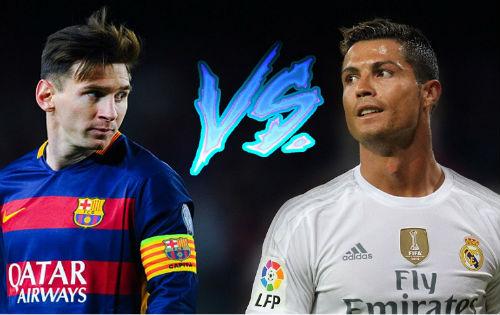Siêu kinh điển Barca – Real: Messi, Ronaldo phân định QBV - 1